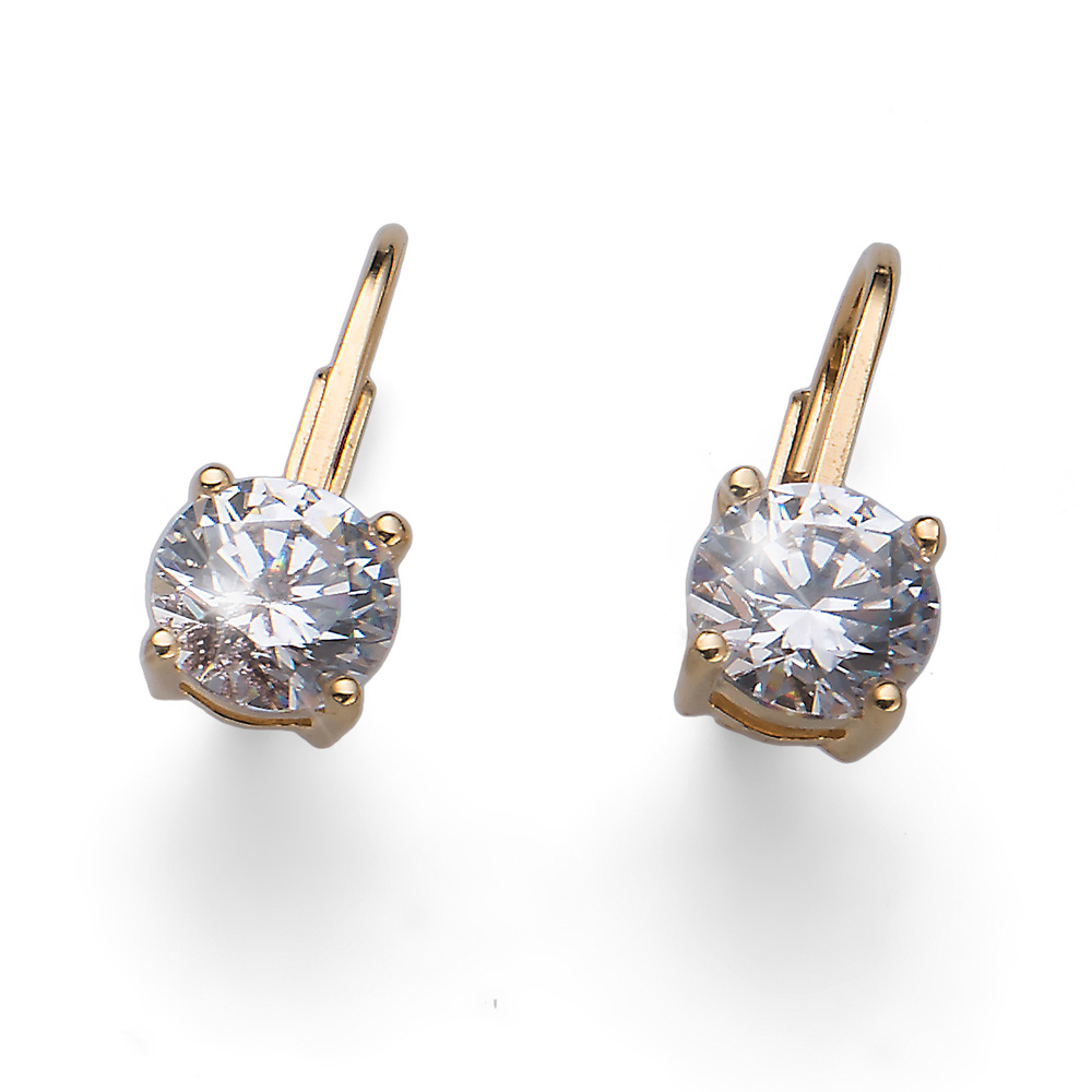 Náušnice s krystaly Swarovski Oliver Weber 62071G