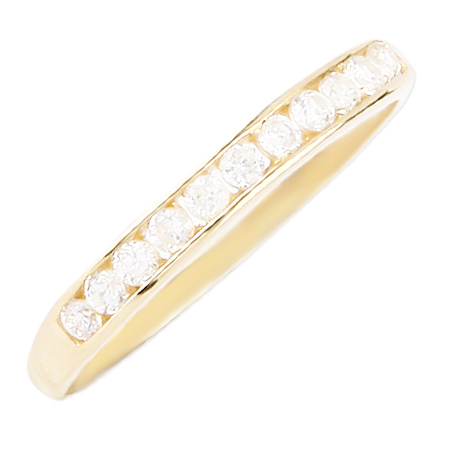 Zlatý prsten Présence A26-018