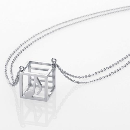 Ocelový náhrdelník Storm Allegra Silver