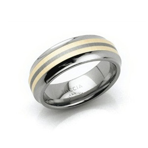 Titanový prsten Boccia 0111-01