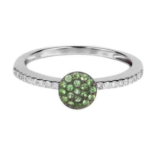 Zlatý prsten Champs Elysées B05-555