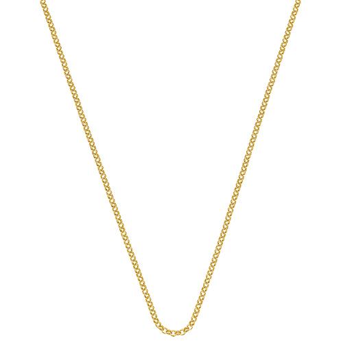 Stříbrný řetízek Hot Diamonds Emozioni Belcher Yellow 89