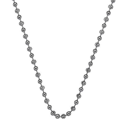 Støíbrný øetízek Hot Diamonds Emozioni Bead Silver 45