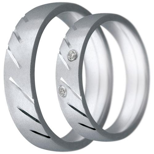 Snubní prsteny kolekce CLAUDIA10