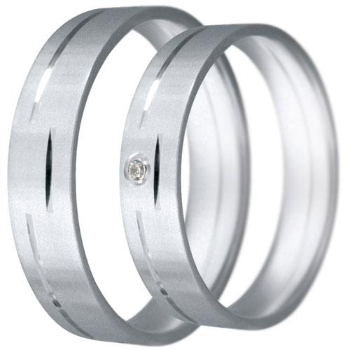 Snubní prsteny kolekce CLAUDIA13