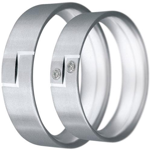 Snubní prsteny kolekce CLAUDIA16