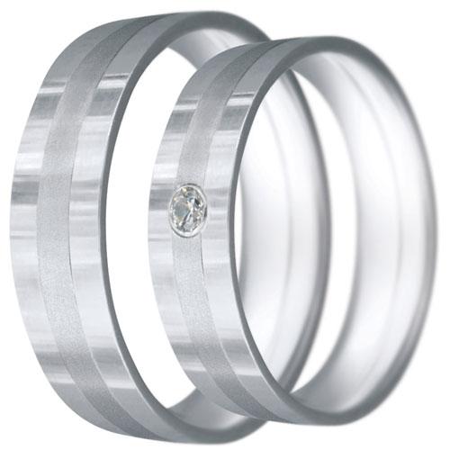 Snubní prsteny kolekce CLAUDIA19