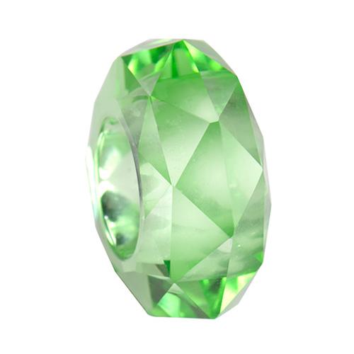 Přívěsek Morellato Drops Light Green Multifaced