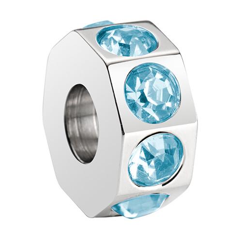 Přívěsek Morellato Drops Crystal Blue
