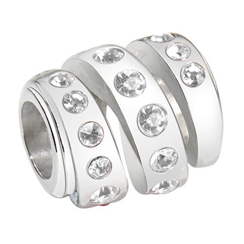 Přívěsek Morellato Drops Spirale Crystal