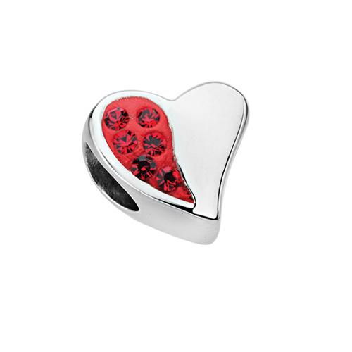Přívěsek Morellato Drops Heart CZS3