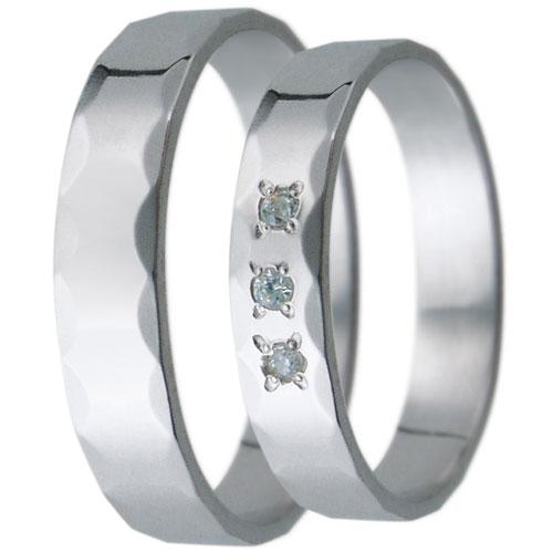 Snubní prsteny kolekce D16