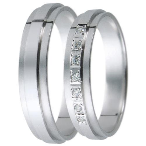 Snubní prsteny kolekce D19