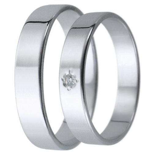 Snubní prsteny kolekce D20