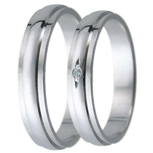 Snubní prsteny kolekce D22