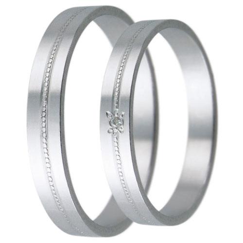 Snubní prstýnky - kolekce D23