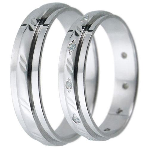 Snubní prsteny kolekce D6