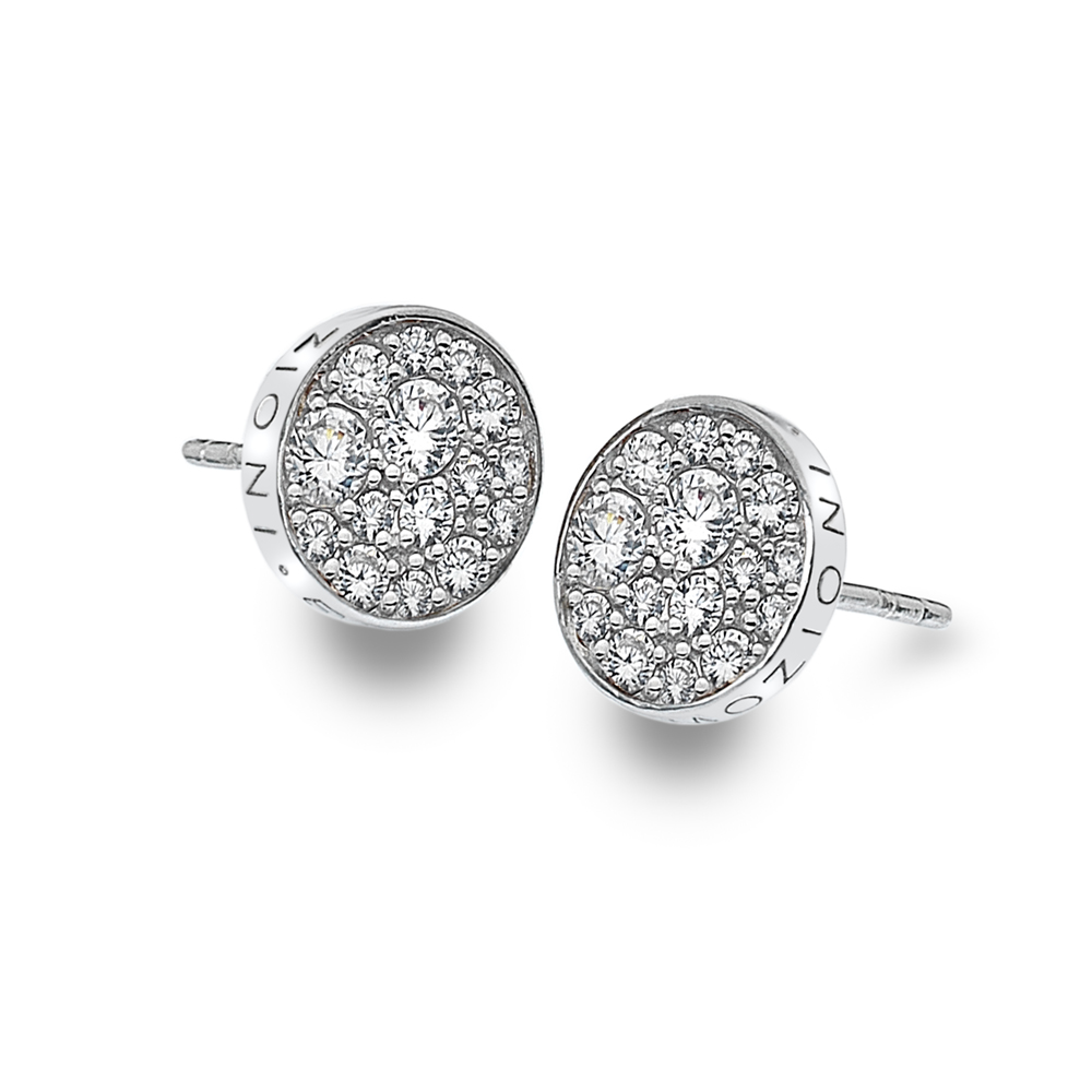 Stříbrné náušnice Hot Diamonds Emozioni Scintilla