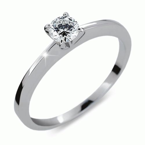 Briliantový prsten Danfil DF1232