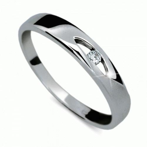 Briliantový prsten Danfil DF1281