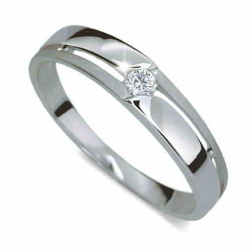 Briliantový prsten Danfil DF1660