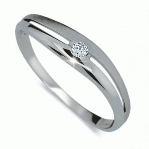 Briliantový prsten Danfil DF1661