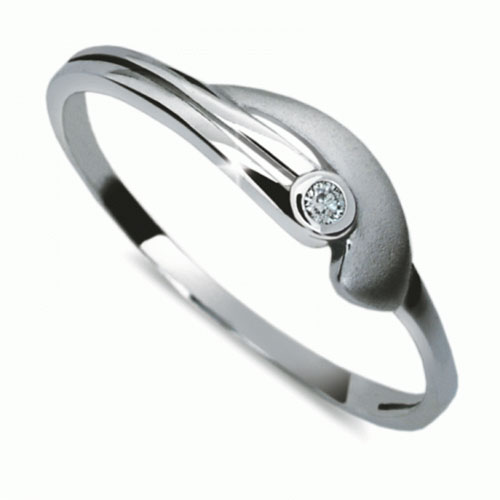 Briliantový prsten Danfil DF1662