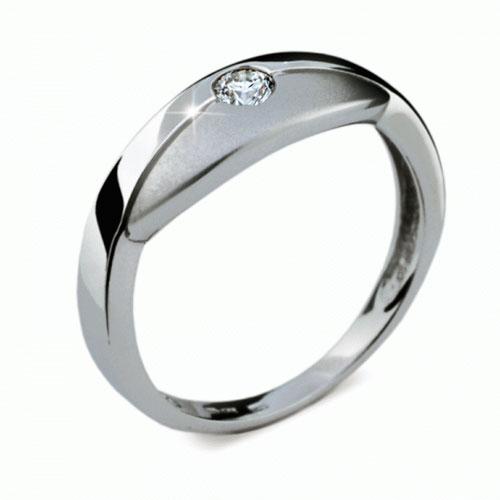Briliantový prsten Danfil DF1720