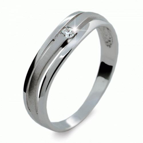 Briliantový prsten Danfil DF1748