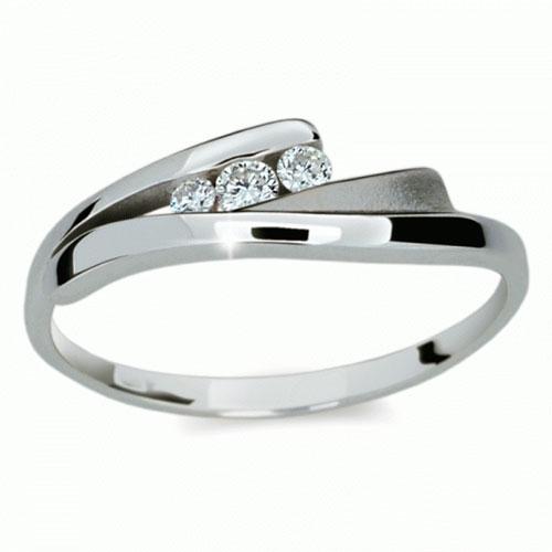 Briliantový prsten Danfil DF1750