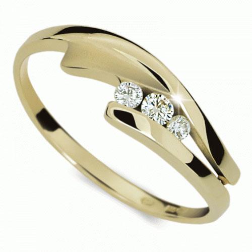 Briliantový prsten Danfil DF1750Z
