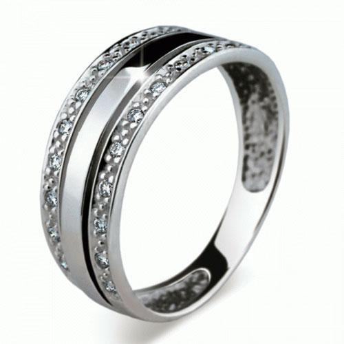 Briliantový prsten Danfil DF1773