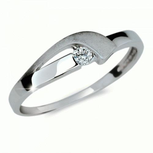 Briliantový prsten Danfil DF1779