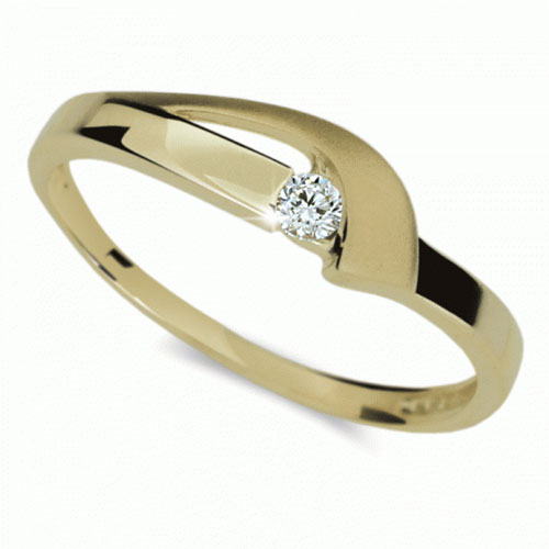 Briliantový prsten Danfil DF1779Z