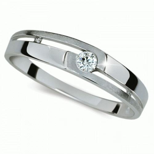 Briliantový prsten Danfil DF1793