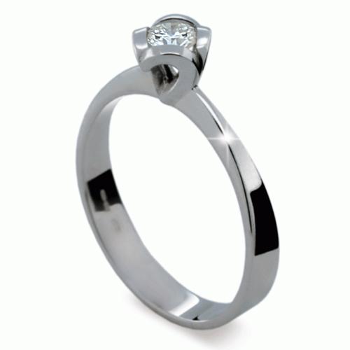 Briliantový prsten Danfil DF1857
