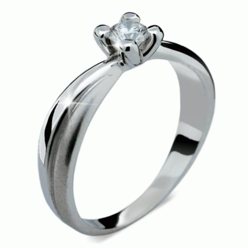 Briliantový prsten Danfil DF1861