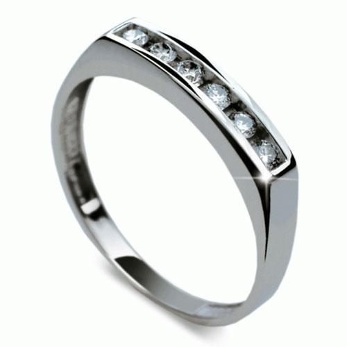Briliantový prsten Danfil DF1863