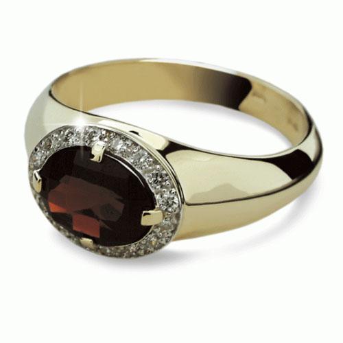 Briliantový prsten Danfil DF1892