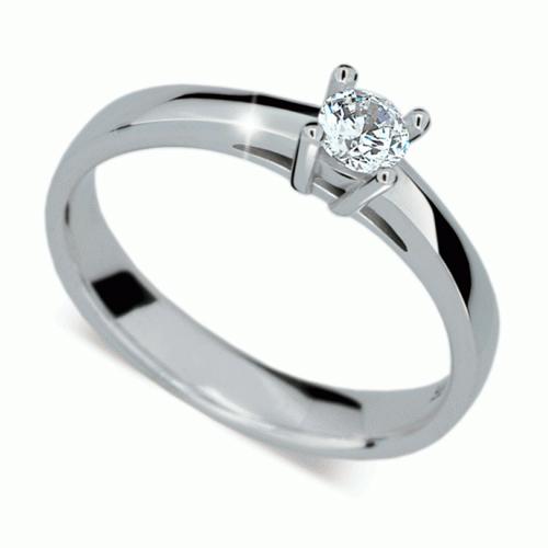 Briliantový prsten Danfil DF1902