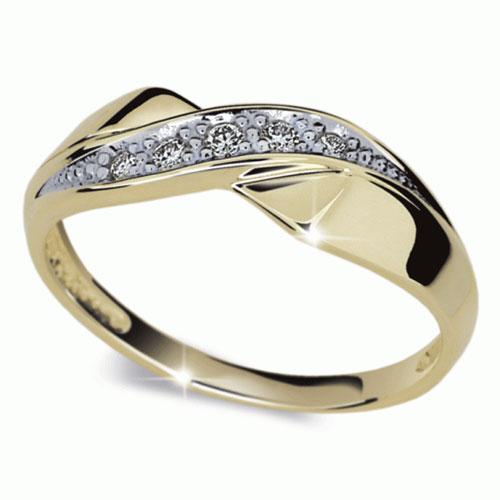Briliantový prsten Danfil DF1915Z