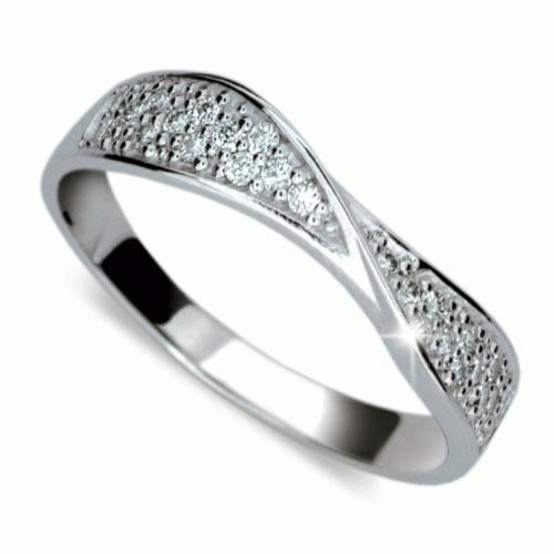 Briliantový prsten Danfil DF1949