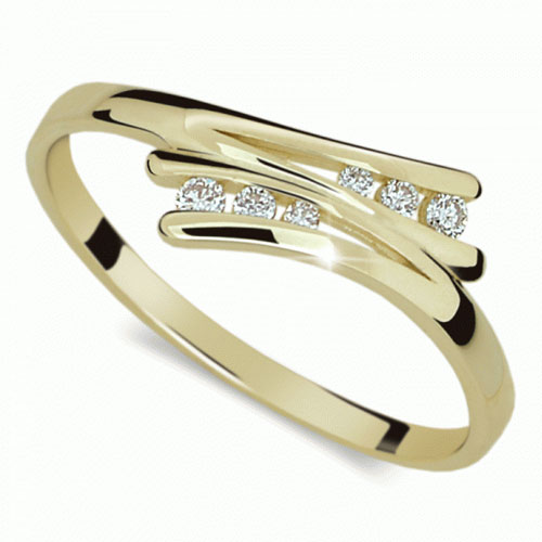 Briliantový prsten Danfil DF1950Z