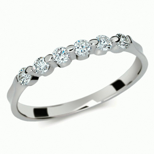 Briliantový prsten Danfil DF1951
