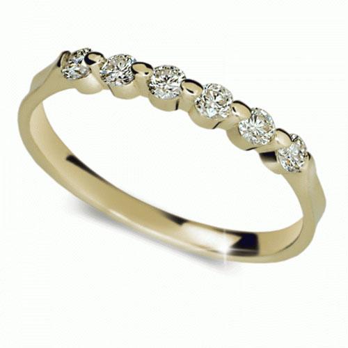Briliantový prsten Danfil DF1951Z