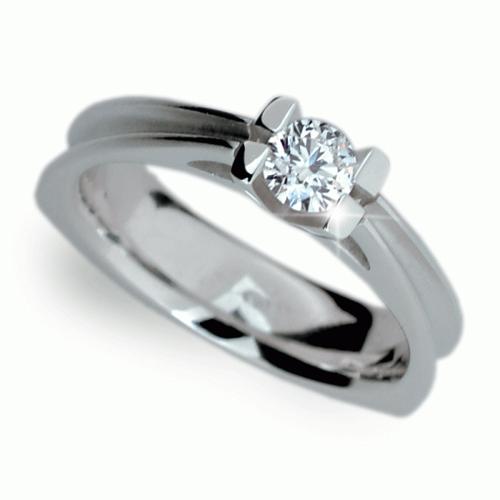 Briliantový prsten Danfil DF1992