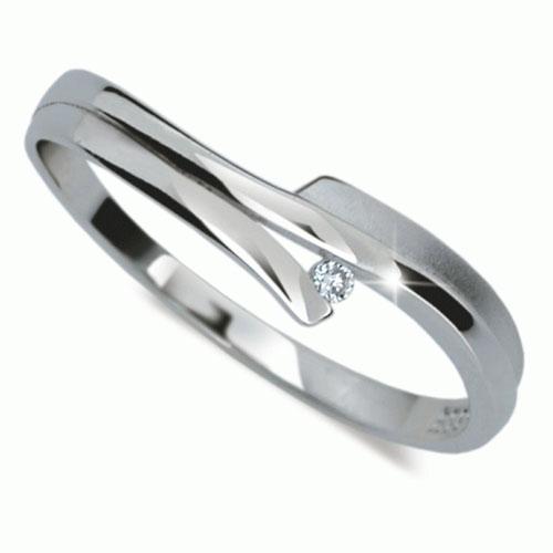 Briliantový prsten Danfil DF2000