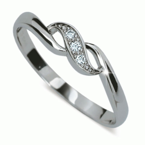 Briliantový prsten Danfil DF2001