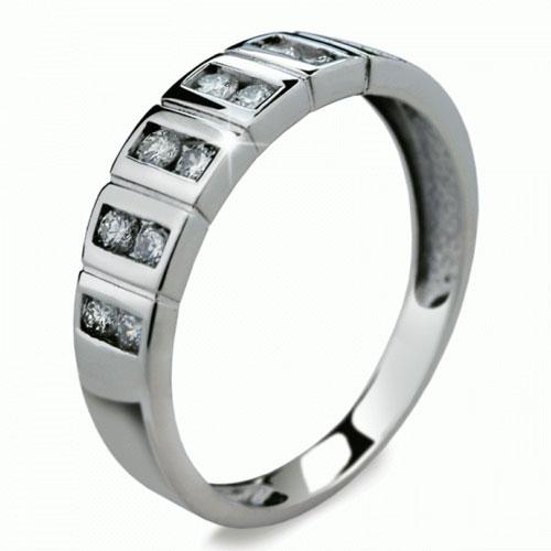 Prsten s brilianty Danfil DF2079
