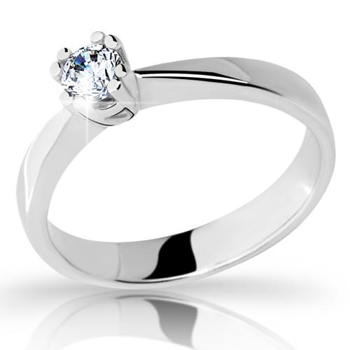Prsten s brilianty Danfil DF2288